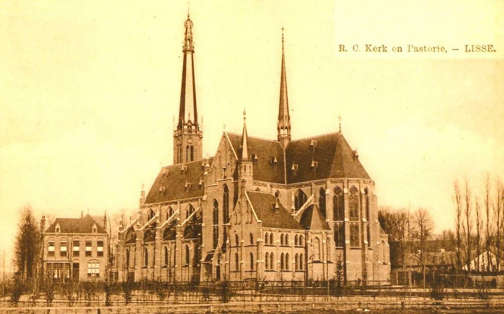 St.-Agathakerk, Lisse.