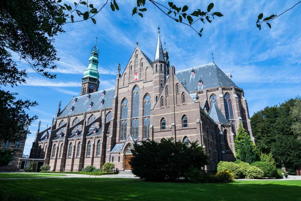 St.-Agathakerk, Lisse. Fotografie: Alexander Schippers.