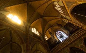 Adema-orgel, St.-Agathakerk, Lisse. Foto: Alexander Schippers.