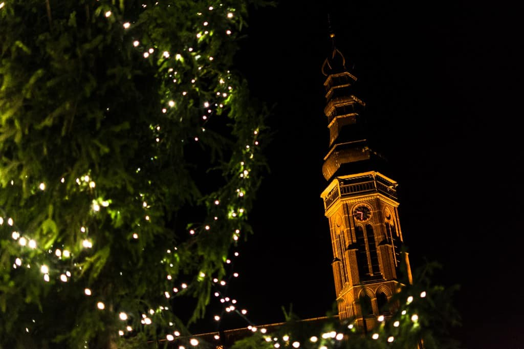 Kerstzangavond, St.-Agathakerk, Lisse (19 december 2014). Foto: Alexander Schippers.